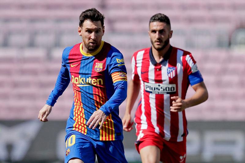 Điểm nhấn trận Barcelona 0-0 Atletico: Quyền tự quyết về tay Real