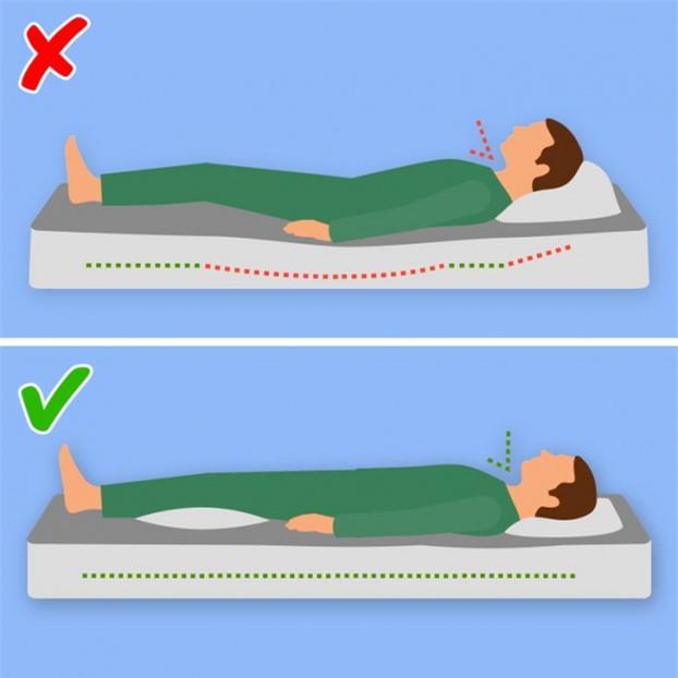 6 tư thế ngủ có lợi cho sức khỏe và làn da nhiều người không biết 1