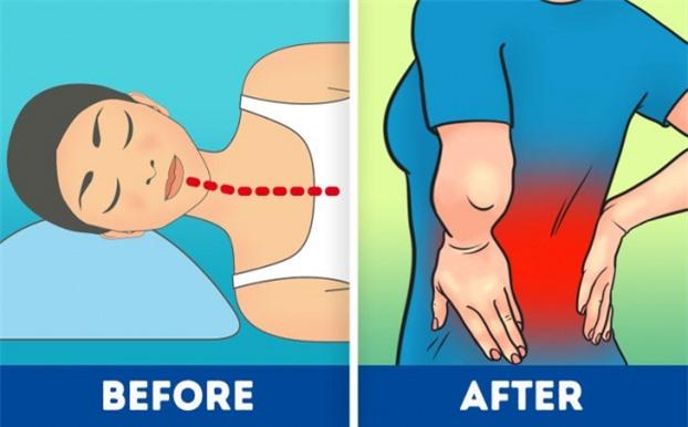 7 thói quen có thể khiến bạn bị đau lưng dưới và cách phòng tránh 3