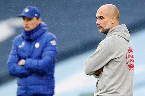Ngay từ đầu HLV Pep Guardiola đã biết Tuchel là mối đe dọa khôn lường