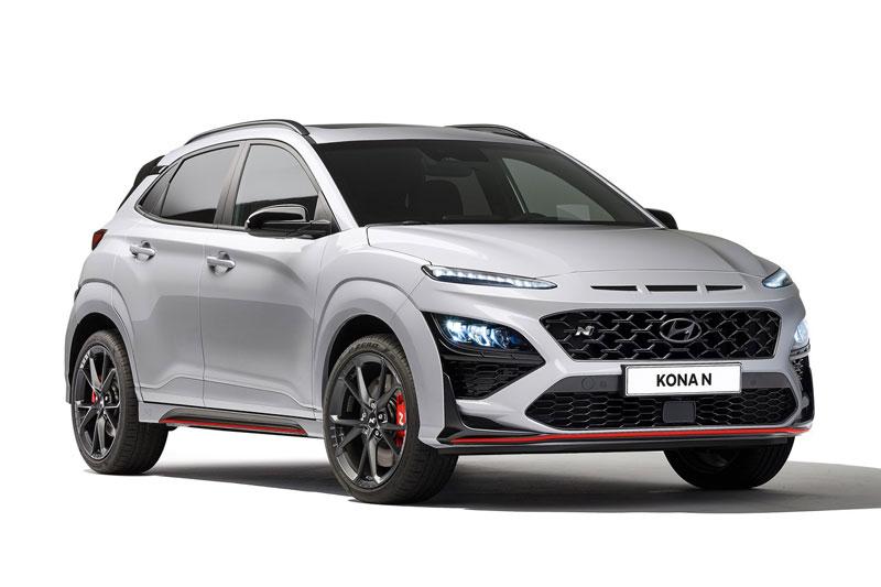 Hyundai Kona N 2022.
