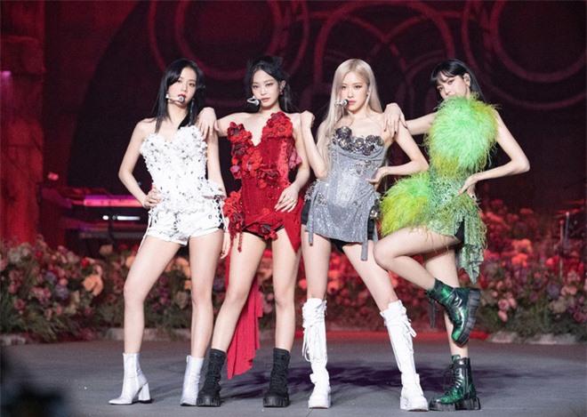 Knet chọn tổ hợp ăn khách tại show âm nhạc: BTS - YG bùng nổ nhưng BLACKPINK - Red Velvet mới là trùm cuối - Ảnh 2.