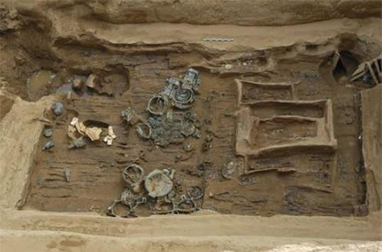 Ngôi mộ cổ bị trộm đột nhập trên dưới 30 lần nhưng không một báu vật nào mất đi: Chủ mộ đã quá cao tay! - Ảnh 5.