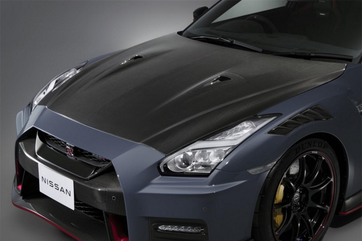 Nissan cho biết, màu sơn này được lấy cảm hứng từ màu nhựa đường của các đường đua nơi GT-R từng tạo nên các kỷ lục thời gian và phiên bản xe đua của nó đã tham gia.