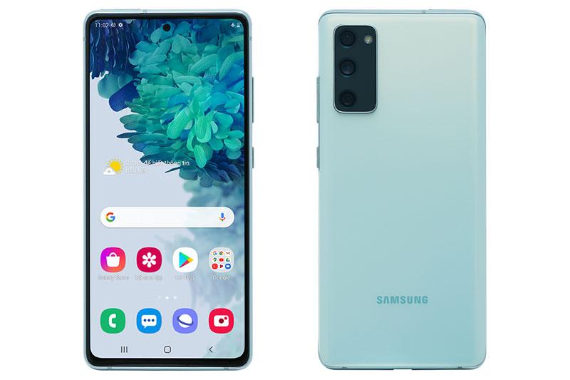 Samsung Galaxy S20 FE.
