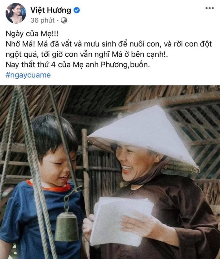 Sao Việt trong Ngày của mẹ: Kim Lý gửi lời yêu thương cho 4 người mẹ cùng Hồ Ngọc Hà, Nhã Phương nhắn nhủ