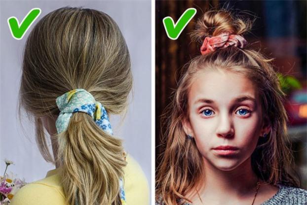 Vì sao bạn không nên xõa tóc dài đi ngủ? 6