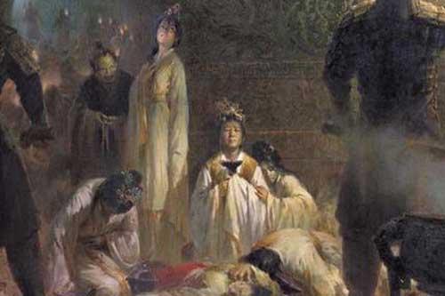 Hoàng đế cuối cùng của nhà Minh treo cổ tự sát, nước mất nhà tan, các phi tần từng phục vụ Sùng Trinh đế có kết cục ra sao?