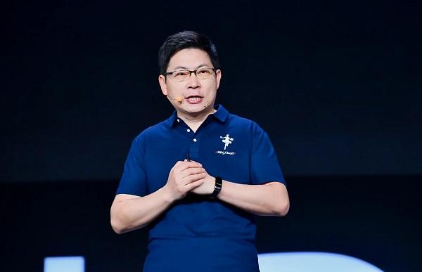 Ông Richard Yu, Giám đốc điều hành của Huawei. Ông Richard Yu, Giám đốc điều hành của Huawei.