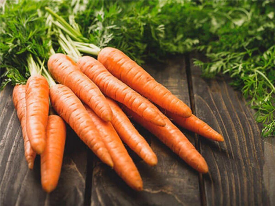 7 cách ăn cà rốt tốt cho sức khỏe người dùng