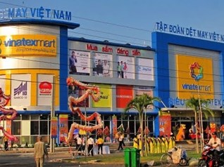 Vingroup chưa bán hết 25 triệu cổ phiếu của Tập đoàn Dệt may Việt Nam