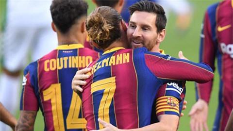 Barca lọt Top 4 đội thể thao giá trị nhất thế giới, MU bật khỏi Top 10