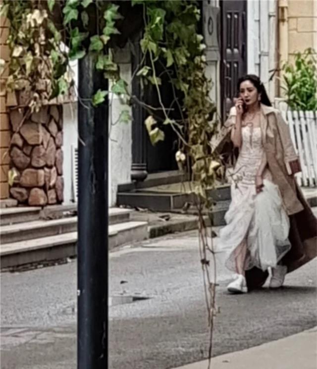 Dương Mịch đi chụp ảnh cưới, phải chăng đã cùng Ngụy Đại Huân kết hôn? - Ảnh 5.