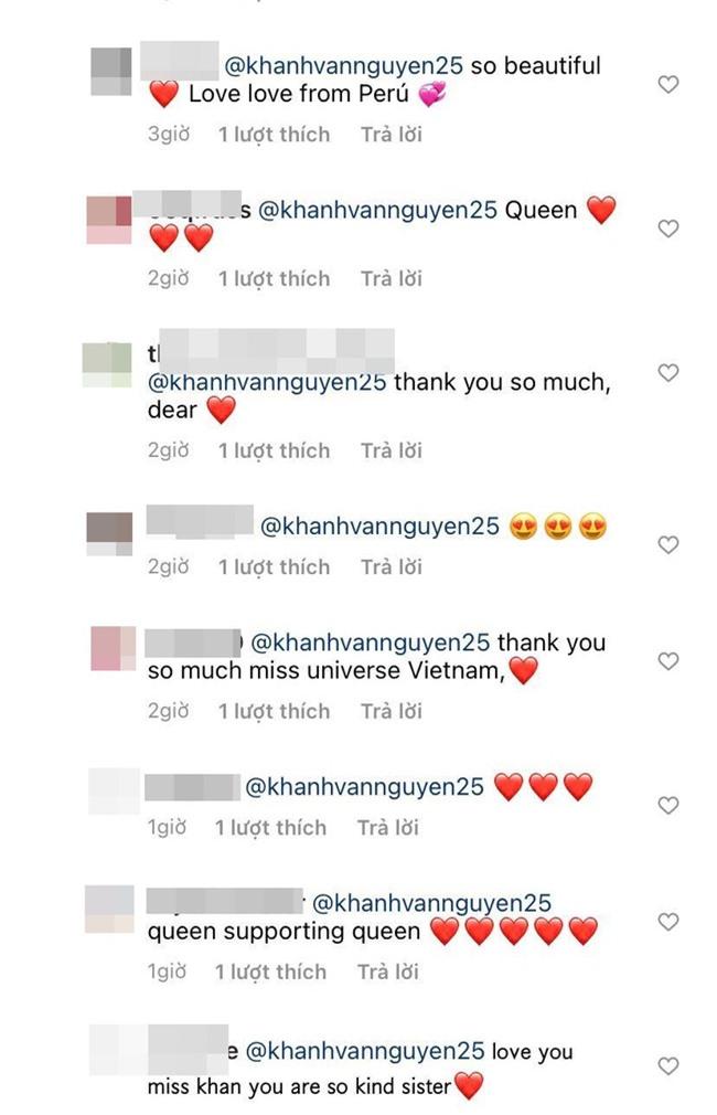 """Khánh Vân được cộng đồng mạng quốc tế khen nức nở vì hành động """"cứu cánh"""" Hoa hậu Myanmar tại Miss Universe 2020 - Ảnh 4."""