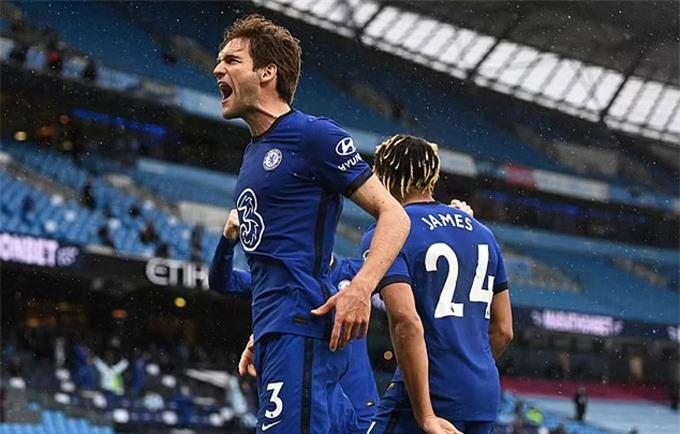 Chelsea của Tuchel đã 2 lần hạ Man City mùa này