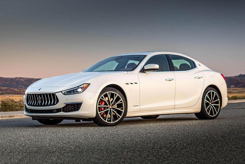 Maserati Ghibli 2020.