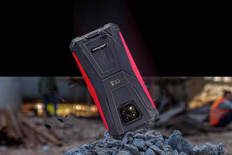 Smartphone 'nồi đồng cối đa', RAM 6 GB, pin 5.580 mAh, giá gần 4 triệu đồng