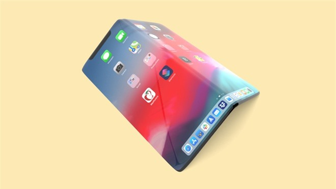 Apple phat trien iPhone man hinh gap anh 1