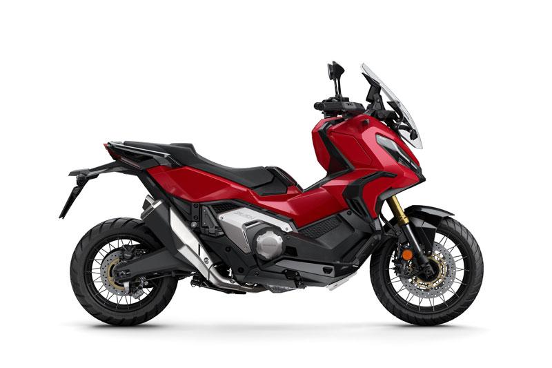 Ngắm xe ga địa hình Honda X-ADV 2021, giá ngang ôtô