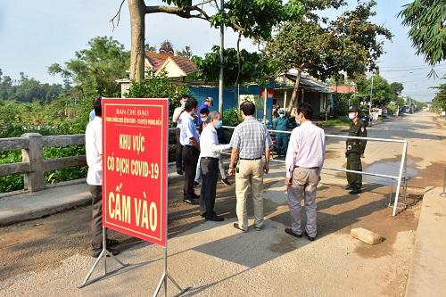 Chủ tịch Thừa Thiên Huế: Phải đảm bảo cuộc sống người dân trong khu vực phong tỏa