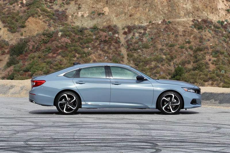 Chiêm ngưỡng vẻ đẹp của Honda Accord 2021, cạnh tranh với Toyota Camry