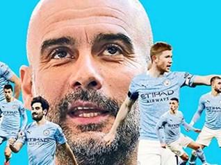 Man City là đội bóng xuất sắc nhất lịch sử