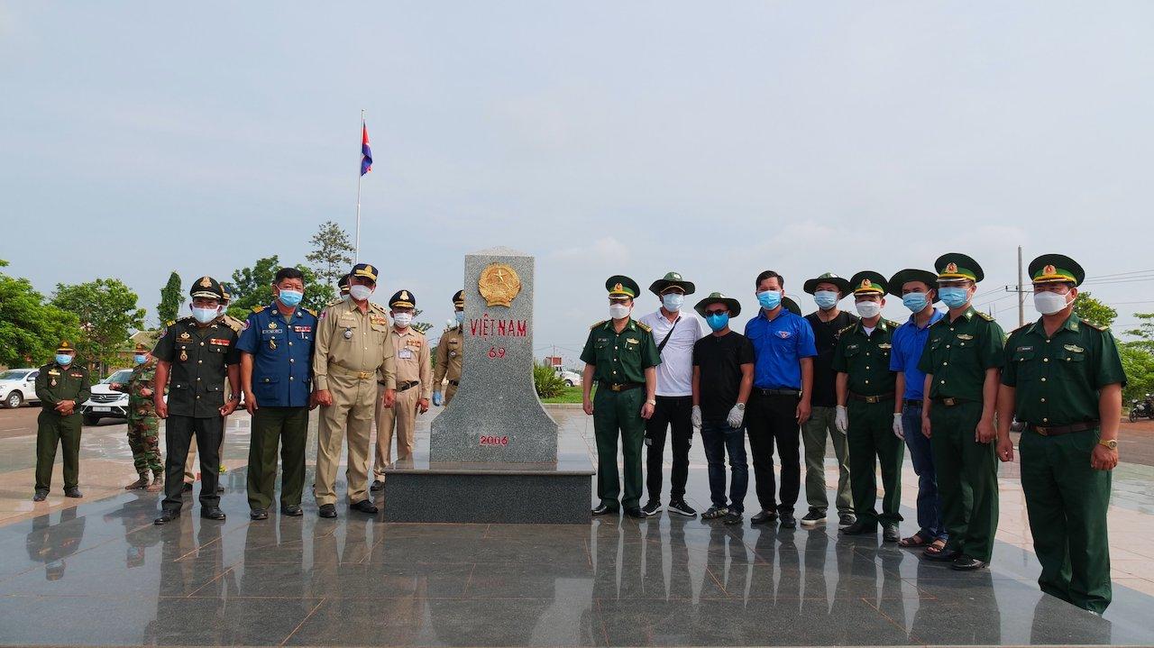 Tình đoàn kết giữa hai nước Việt Nam - Campuchia được thắt chặt, góp phần làm công tác chống dịch Covid-19 trở nên hiệu quả hơn