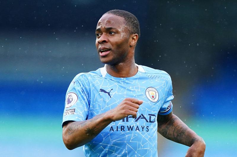5. Raheem Sterling, Man City - 102 triệu bảng.