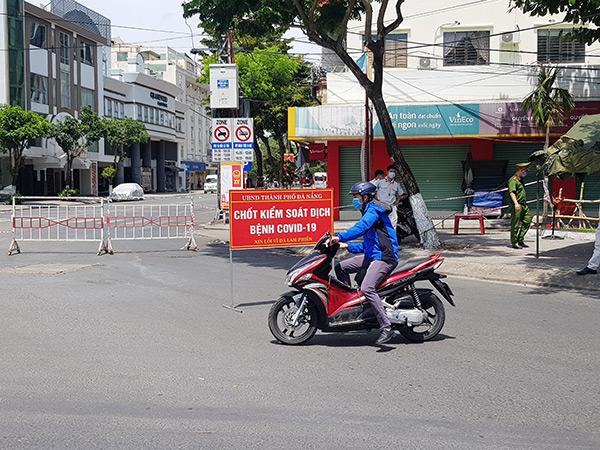 """Chủ tịch TP Đà Nẵng giải thích việc """"Chưa có chủ trương về thực hiện các biện pháp giãn cách xã hội"""""""