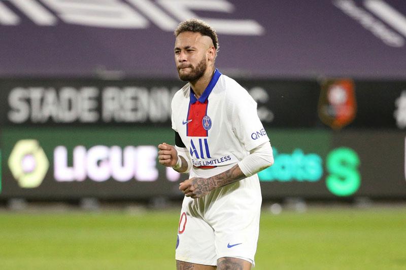 6. Neymar, PSG - 100 triệu bảng.