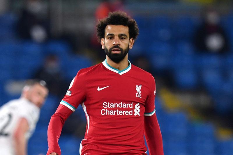 =9. Mohamed Salah, Liverpool - 95 triệu bảng.