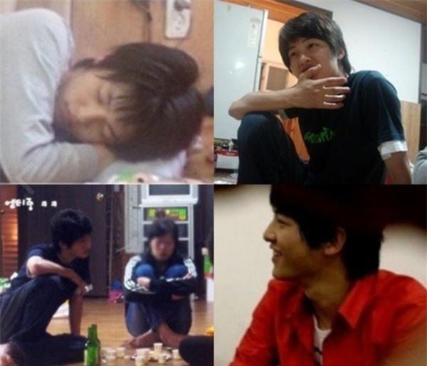 Bài đăng của Song Joong Ki thời đại học bỗng bị đào lại, ai ngờ học trưởng đẹp trai huyền thoại hồi đó khác hẳn bây giờ - Ảnh 6.