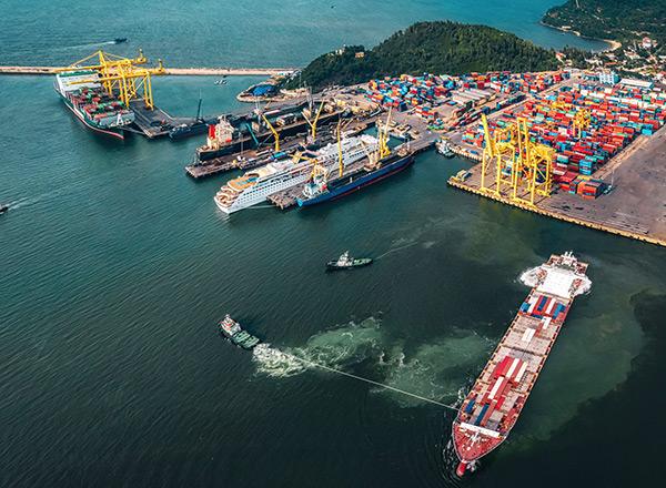 Cảng vụ Hàng hải Đà Nẵng yêu cầu ứng dụng triệt để CNTT trong việc giải quyết thủ tục của tàu thuyền khi đến, rời cảng biển Đà Nẵng