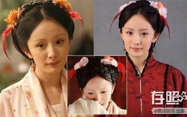 Cười ra nước mắt với những kiểu tóc xấu xí đến khôi hài trong phim cổ trang Hoa ngữ 9