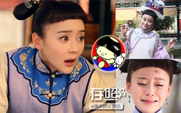 Cười ra nước mắt với những kiểu tóc xấu xí đến khôi hài trong phim cổ trang Hoa ngữ 10