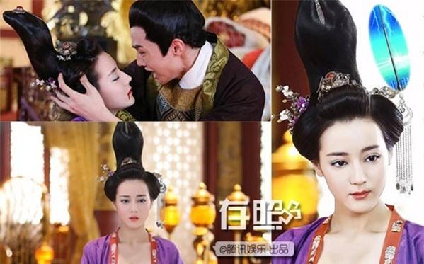 Cười ra nước mắt với những kiểu tóc xấu xí đến khôi hài trong phim cổ trang Hoa ngữ 2