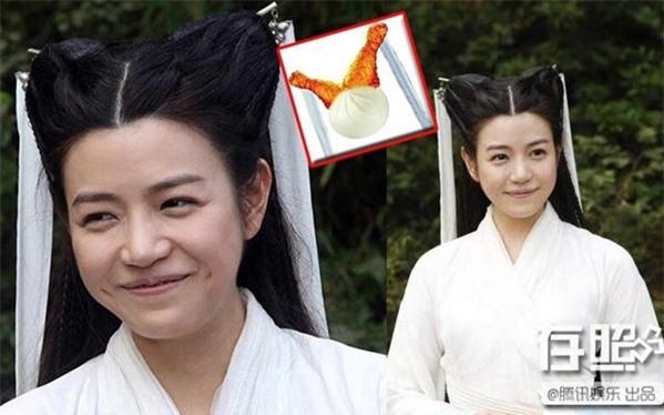 Cười ra nước mắt với những kiểu tóc xấu xí đến khôi hài trong phim cổ trang Hoa ngữ 5