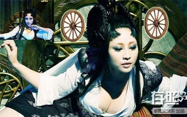 Cười ra nước mắt với những kiểu tóc xấu xí đến khôi hài trong phim cổ trang Hoa ngữ 6