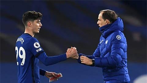 Havertz đã tìm ra vị trí hoàn hảo tại Chelsea?