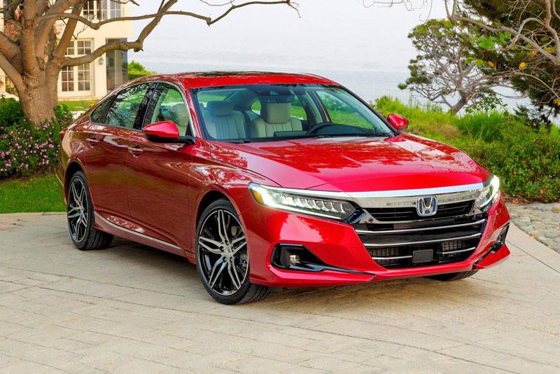 Honda Accord 2021.
