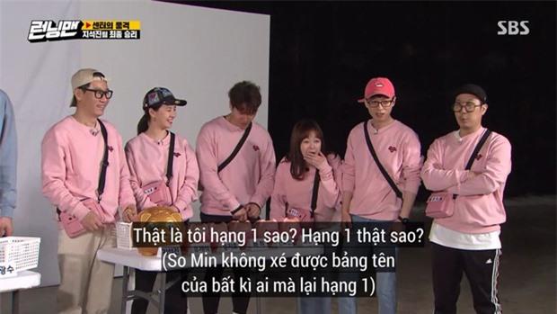 Jeon So Min - Địch Lệ Nhiệt Ba - Thúy Ngân: 3 mỹ nữ gây tranh cãi ở các phiên bản Running Man - Ảnh 3.