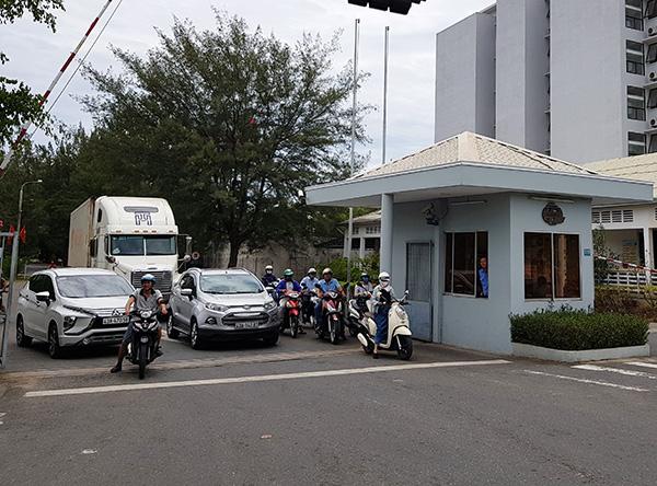 KCN An Dồn, nơi nữ bệnh nhân N.T.N. đang làm việc
