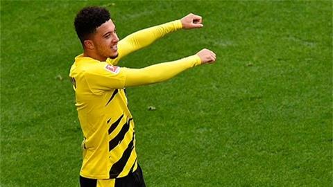 MU đặt mục tiêu mua xong Sancho trước EURO 2020