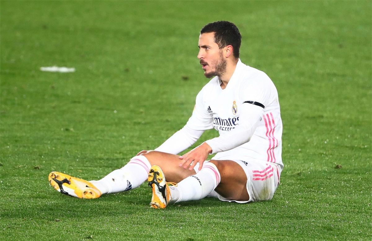 3. Eden Hazard – CLB: Real Madrid – Bến đỗ tiềm năng: Chelsea