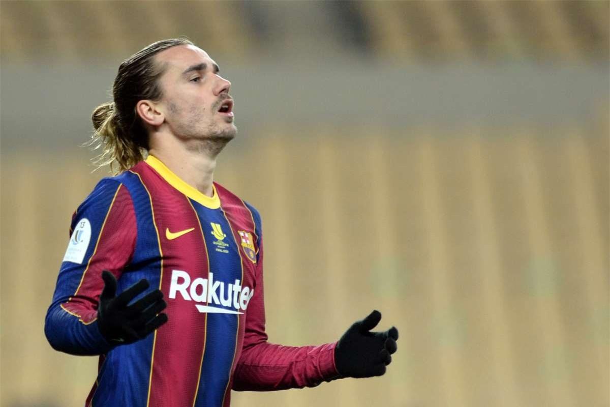 4. Antoine Griezmann – CLB: Barca – Bến đỗ tiềm năng: MU, PSG, Atletico Madrid