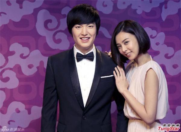 Tượng sáp của dàn sao Hàn đình đám: Lee Min Ho mập ú, Kim Soo Hyun đen nhẻm ảnh 2
