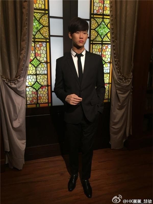 Tượng sáp của dàn sao Hàn đình đám: Lee Min Ho mập ú, Kim Soo Hyun đen nhẻm ảnh 5