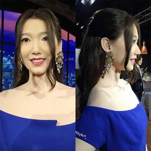 Tượng sáp của dàn sao Hàn đình đám: Lee Min Ho mập ú, Kim Soo Hyun đen nhẻm ảnh 6