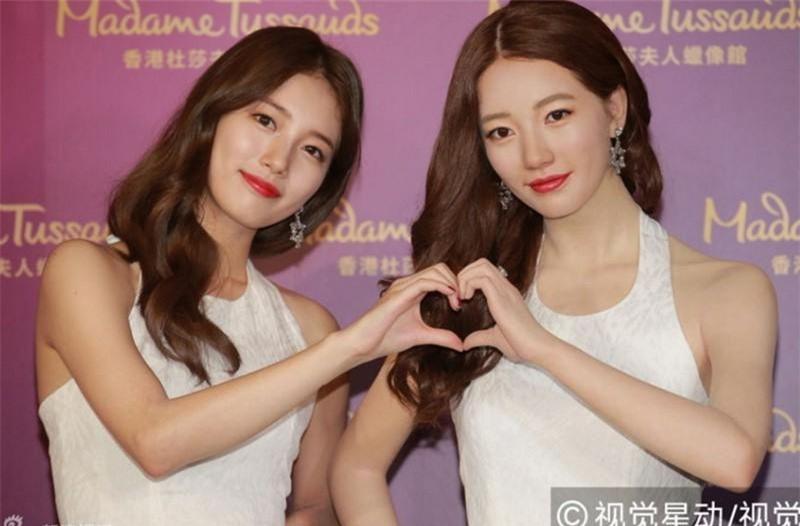 Tượng sáp của dàn sao Hàn đình đám: Lee Min Ho mập ú, Kim Soo Hyun đen nhẻm ảnh 7