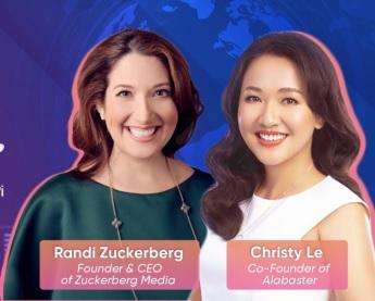 Hai cựu lãnh đạo Facebook sẽ chia sẻ bí kíp đầu tư cho phụ nữ tại Hội thảo trực tuyến diễn ra vào sáng 12/5/2021. Hai cựu lãnh đạo Facebook sẽ chia sẻ bí kíp đầu tư cho phụ nữ tại Hội thảo trực tuyến diễn ra vào sáng 12/5/2021.